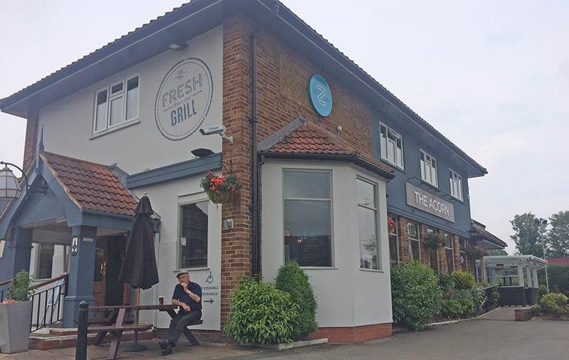 Thursday Pub Quiz at the Acorn in Bebington