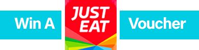 Win a Just Eat voucher